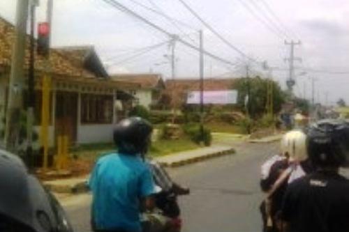 Jalan Jenderal Sudirman Kotabumi Lampung Utara