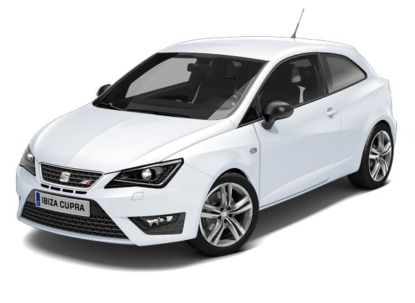 seat ibiza iv cupra restyl e 2014 couleurs colors