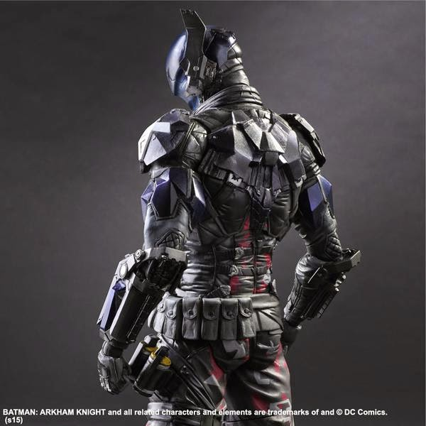 arkham knight villain gotham batman century