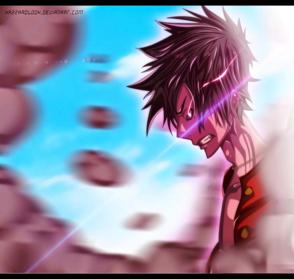 One Piece Chapter 755: Trận chiến của đàn ông 023