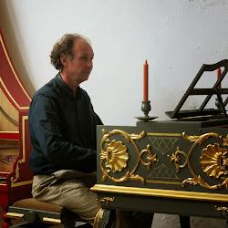 Les professeurs d'orgue - Alain Cahagne