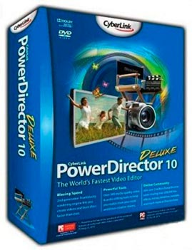 lancamentos Download   CyberLink PowerDirector Ultra v10.0.0.1012   Português (2011)