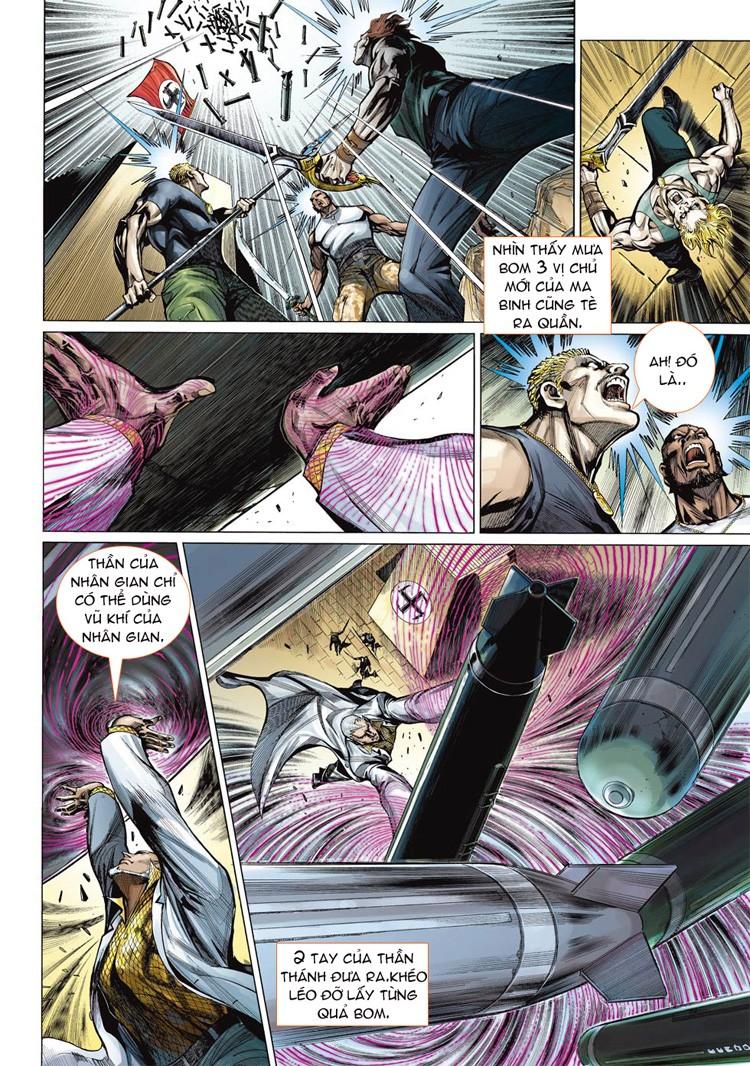 Thần Binh 4 chap 20 - Trang 5