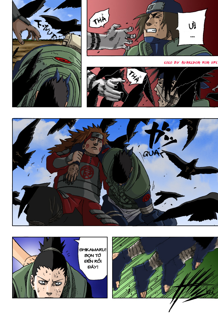 Naruto chap 327.Color Trang 10 - Mangak.info