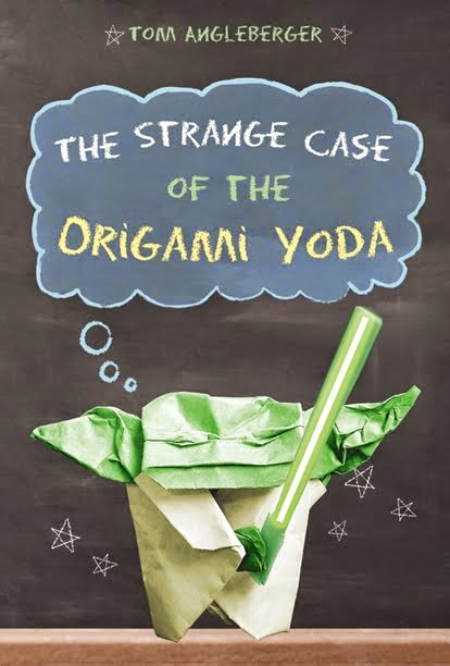 Books Notes By Miss Amy Origami Yoda