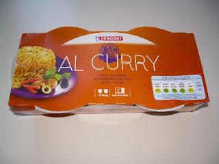 Arroz cocinado al curry EROSKI - El Blog de las Marcas Blancas
