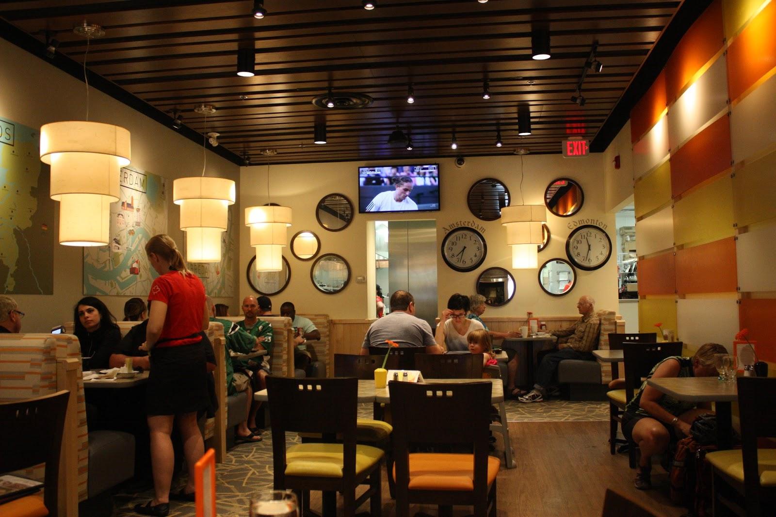 Dutch Restaurant Calgary