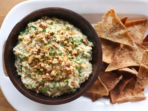 lisa is cooking: Artichoke and White Bean Dip