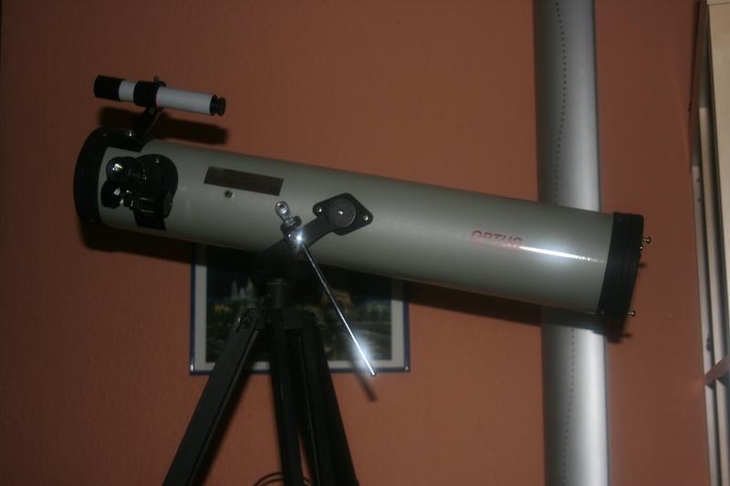 Bresser national geographic teleskop entdecken