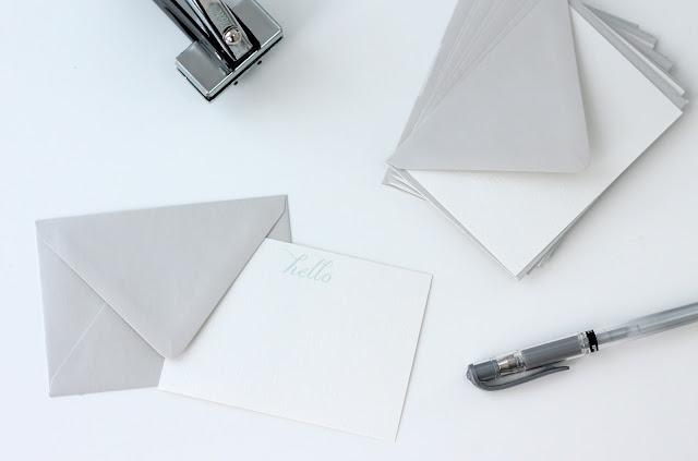 Free Printable Notecards