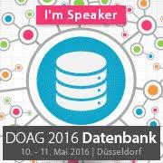 DOAG 2016 Datenbank