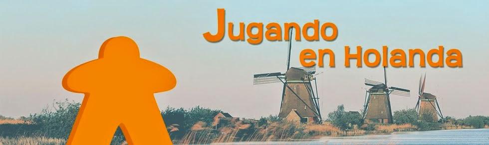 Jugando en Holanda