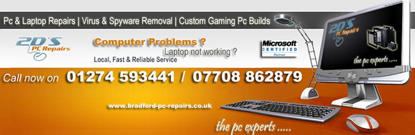 2D's Pc Repairs News