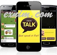 Download Aplikasi KakaoTalk dan Cara Menggunakannya