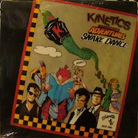 Kinetics - Snake Dance (1987, Etiquette)