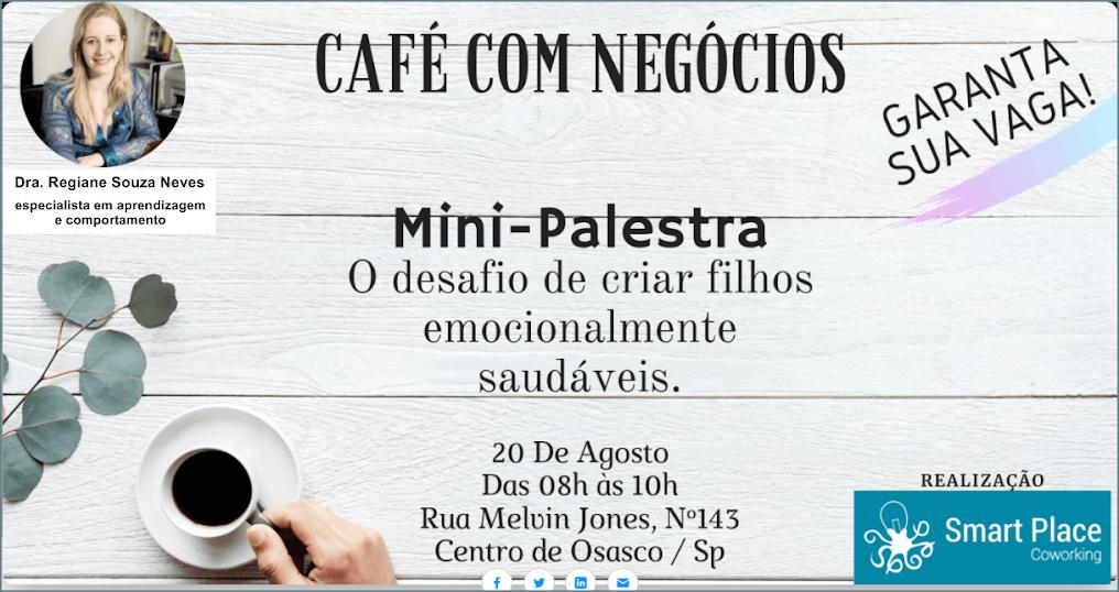 Café com Negócios em Osasco/SP