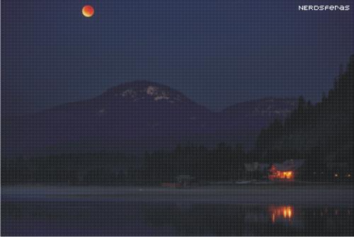 Não perca: Eclipses Lunares de 2013