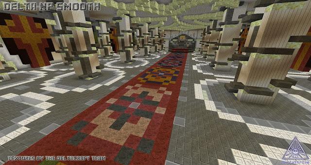 Texturas para interiores del paquete DeltaCraft Np Smooth