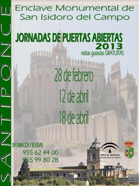 Jornada de puertas abiertas en E.M. San Isidoro del Campo - Santiponce