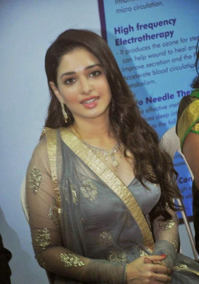 Tamanna Bhatia Milky Hot Salwar Kameez Photos