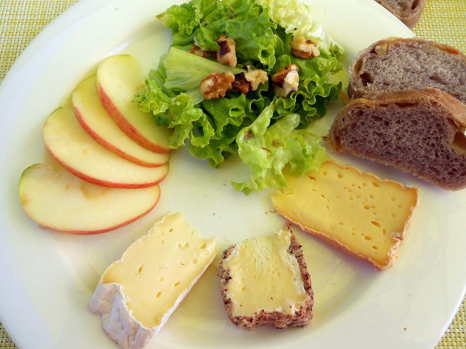 Dey cuisine atelier normand 4 repas fromage son pain for Accompagnement cuisine