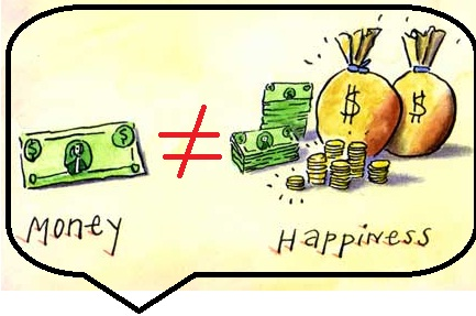 money or happiness The way i thought about money set me up for a deferred life plan.