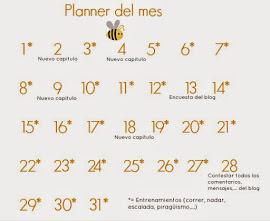 Planner del mes