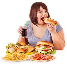 Kebiasaan Makan Yang Kurang Baik, Yang Menyebabkan Berat Badan Naik