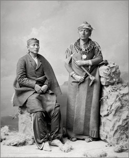 Two Spirits Men 18