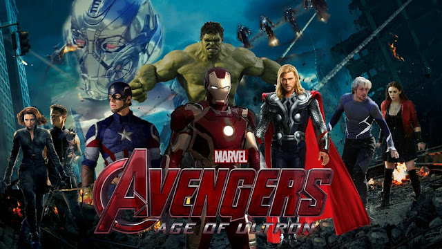 """Janusz w świecie Marvela - """"Avengers. Czas Ultrona"""""""