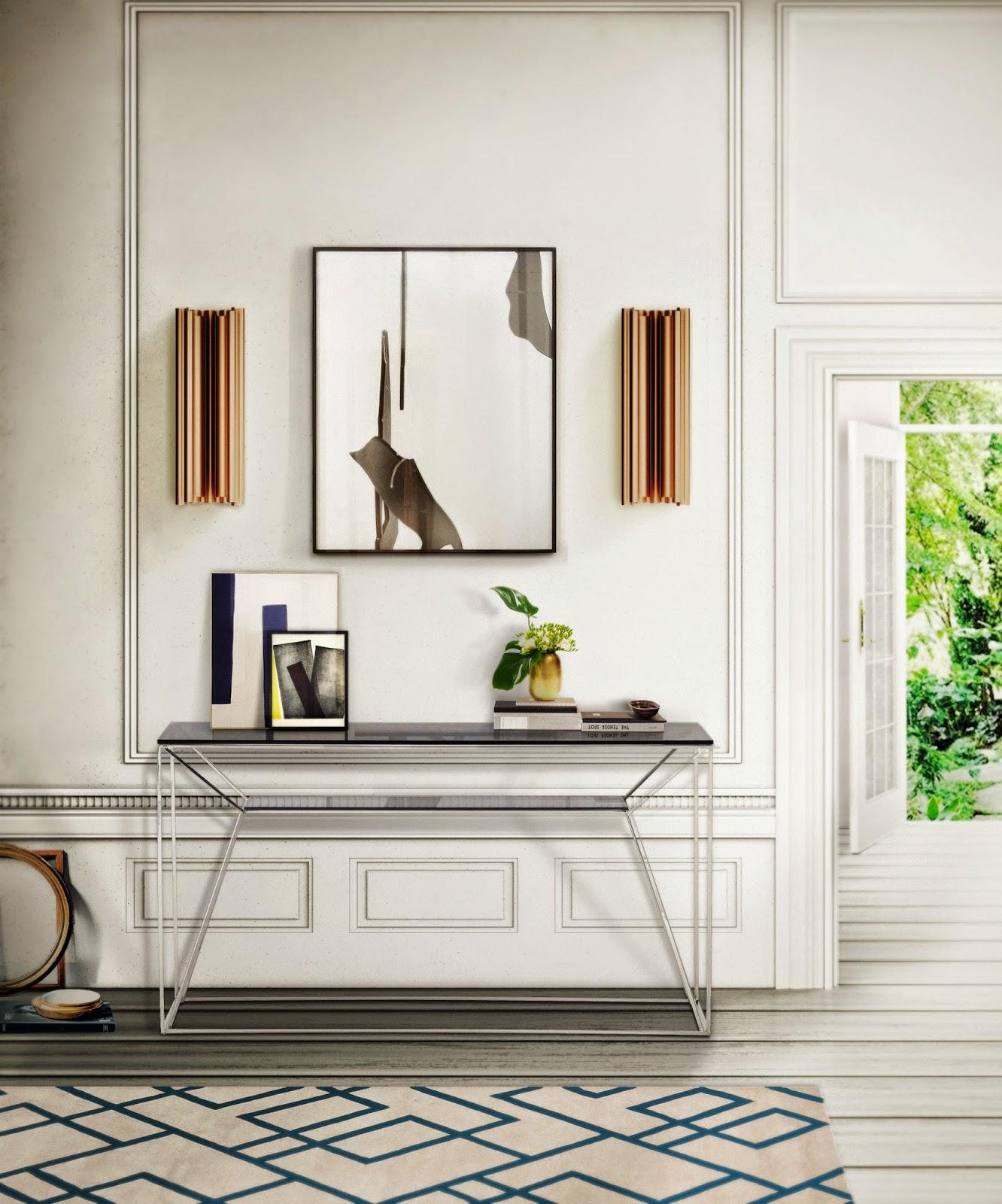Designer Inspiration Delightfull parker wall lamp