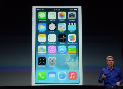 iOS 7 chính thức cho iPhone, iPad sẽ nâng cấp ngày 18/9