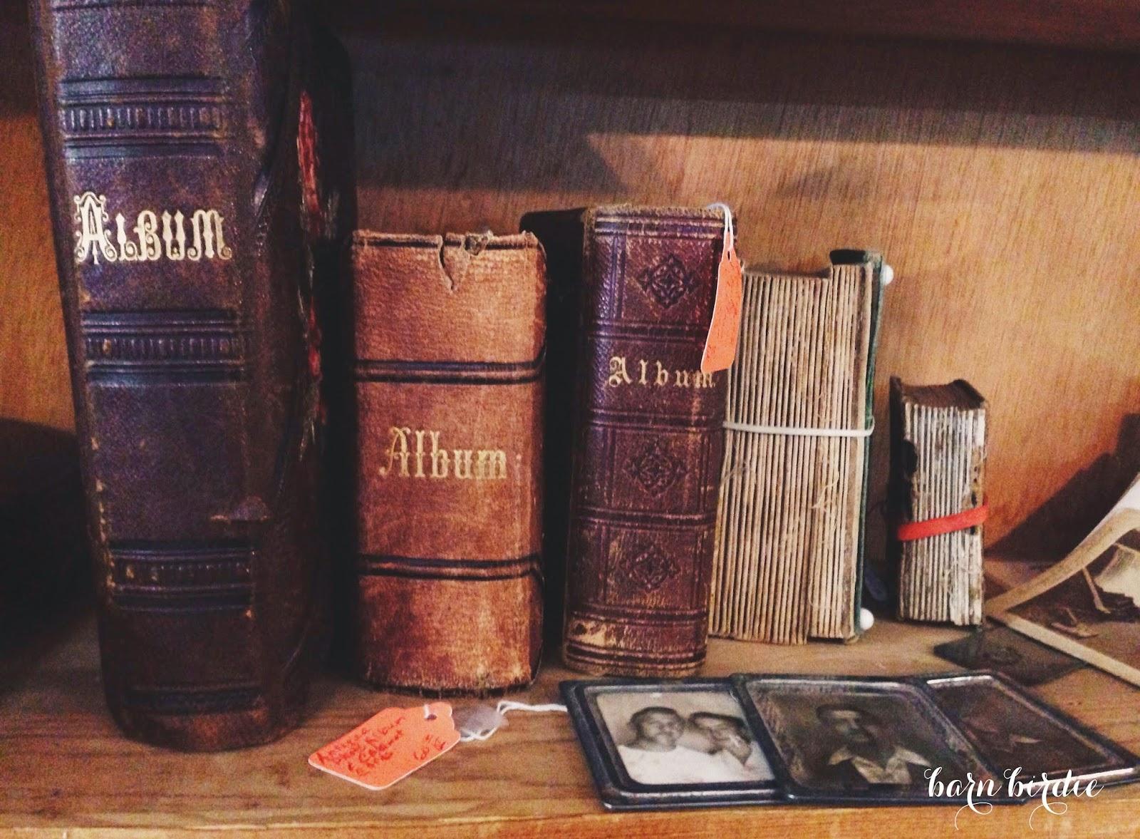 Vintage Books, Vintage Albums, Vintage Photos