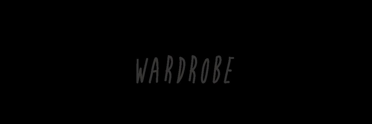 The Stardoll Wardrobe