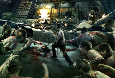 World War Z, il videogame cancellato