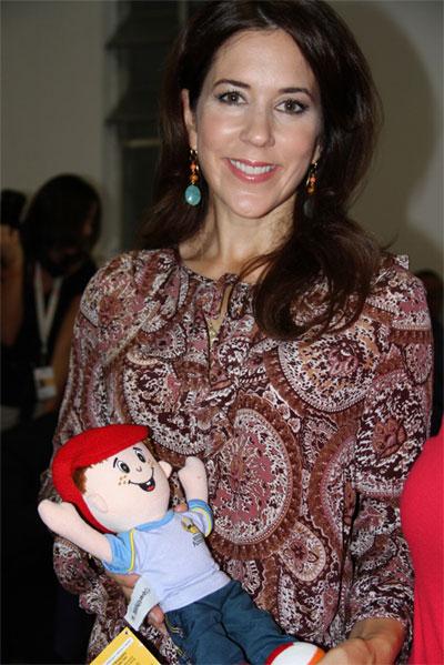 colegio ipe no jardim da saude:Princesa da Dinamarca se emociona ao ouvir Coral da Escola Adventista
