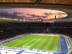 Olympiastadion Hertha