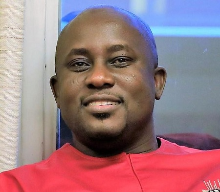 PIUS ADESANMI: DEAD AT 47 YEARS; ADIEU.