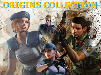 DETONADO RESIDENT EVIL ORIGINS COLLECTION: