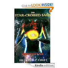 Star Crossed Saga: Protostar
