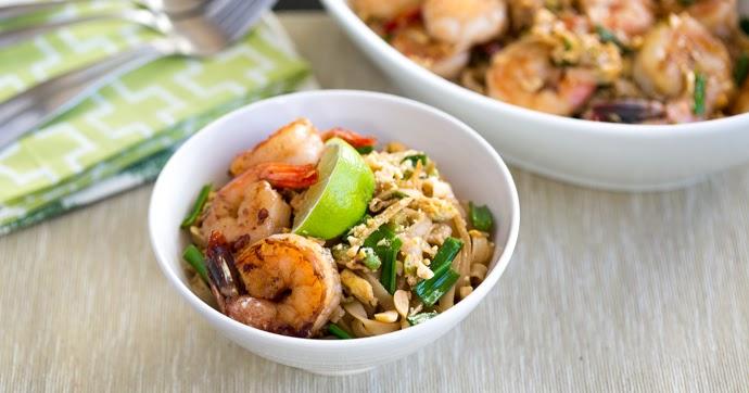 The Best Homemade Pad Thai