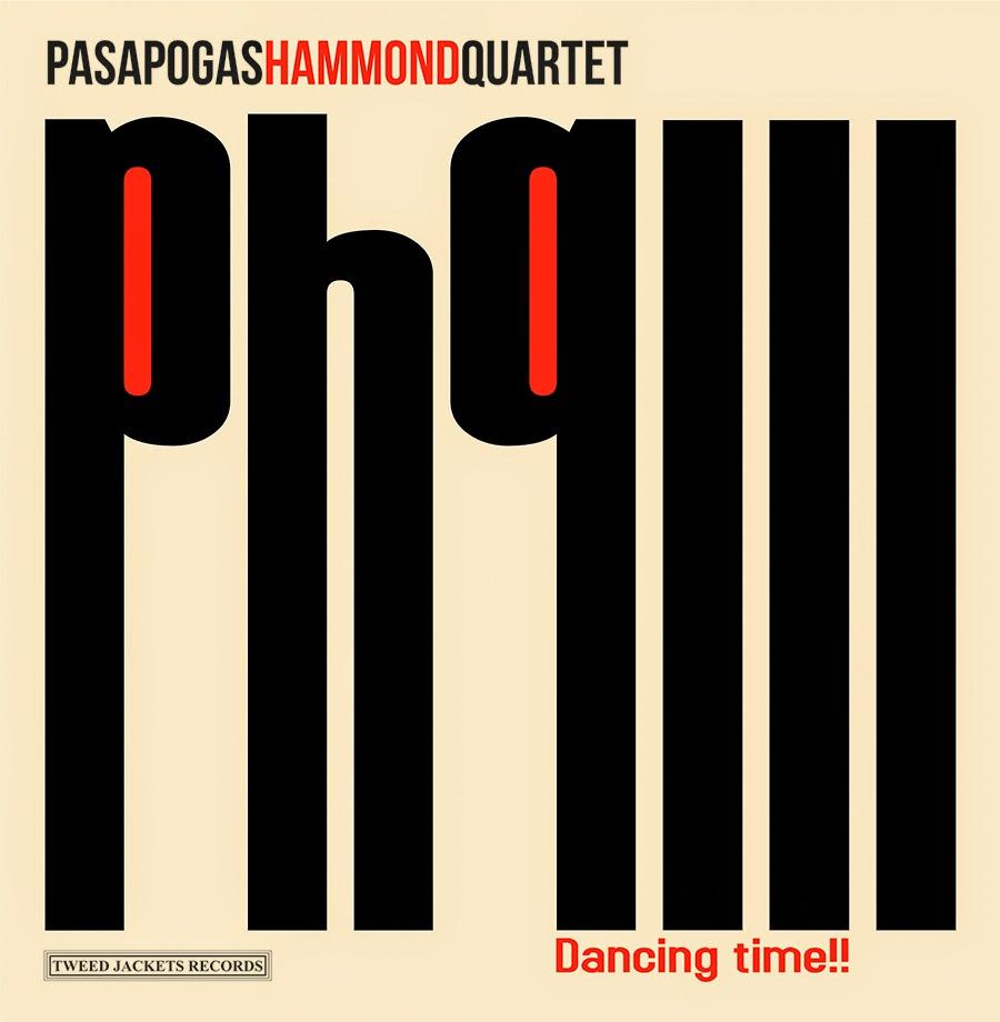 Pasapogas Hammond Quartet - Modern Hall
