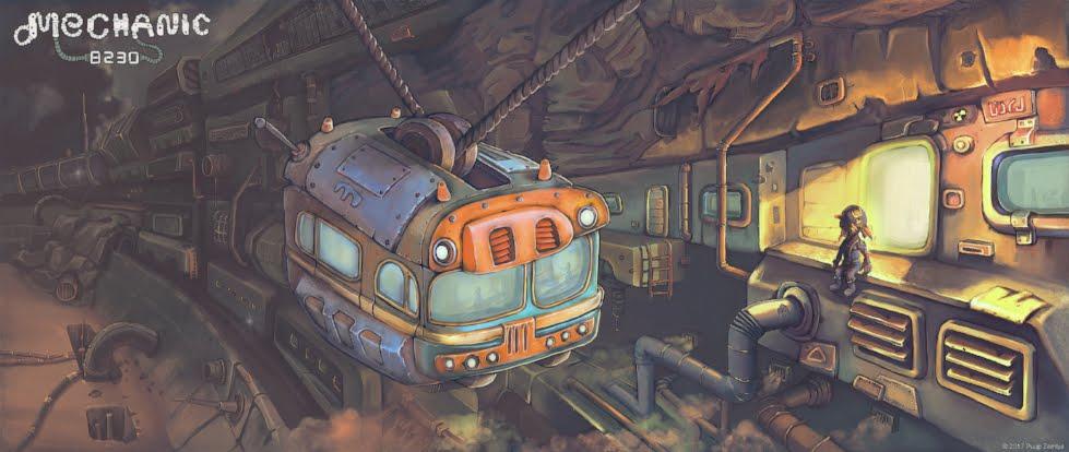 Mechanic 8230