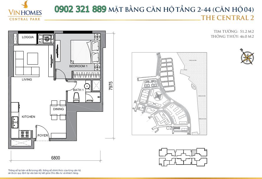 mat-bang-can-ho-thap-central2-tang-2-44-can-4
