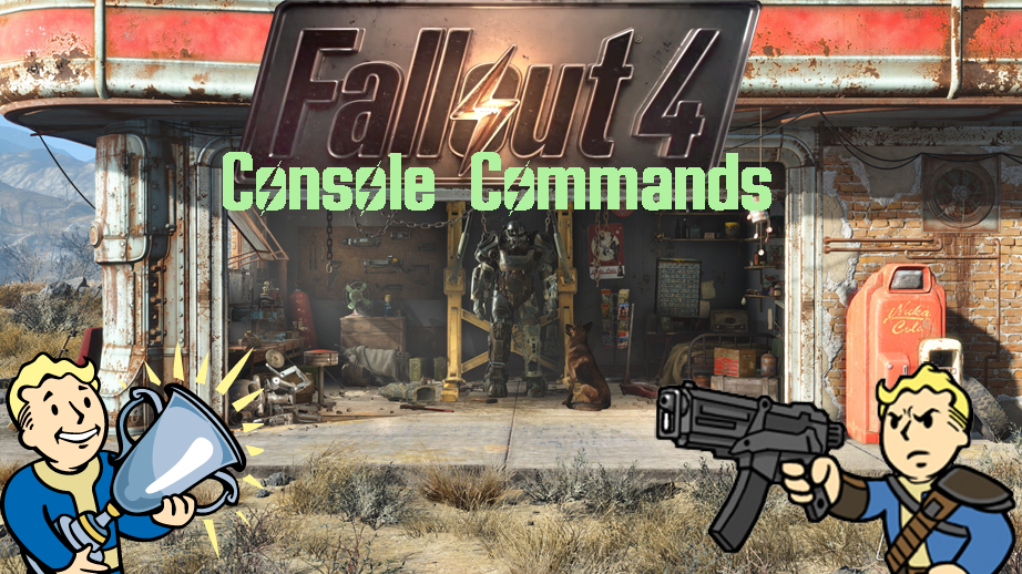 Keldon 39 s corner fallout 4 console commands - What consoles will fallout 4 be on ...