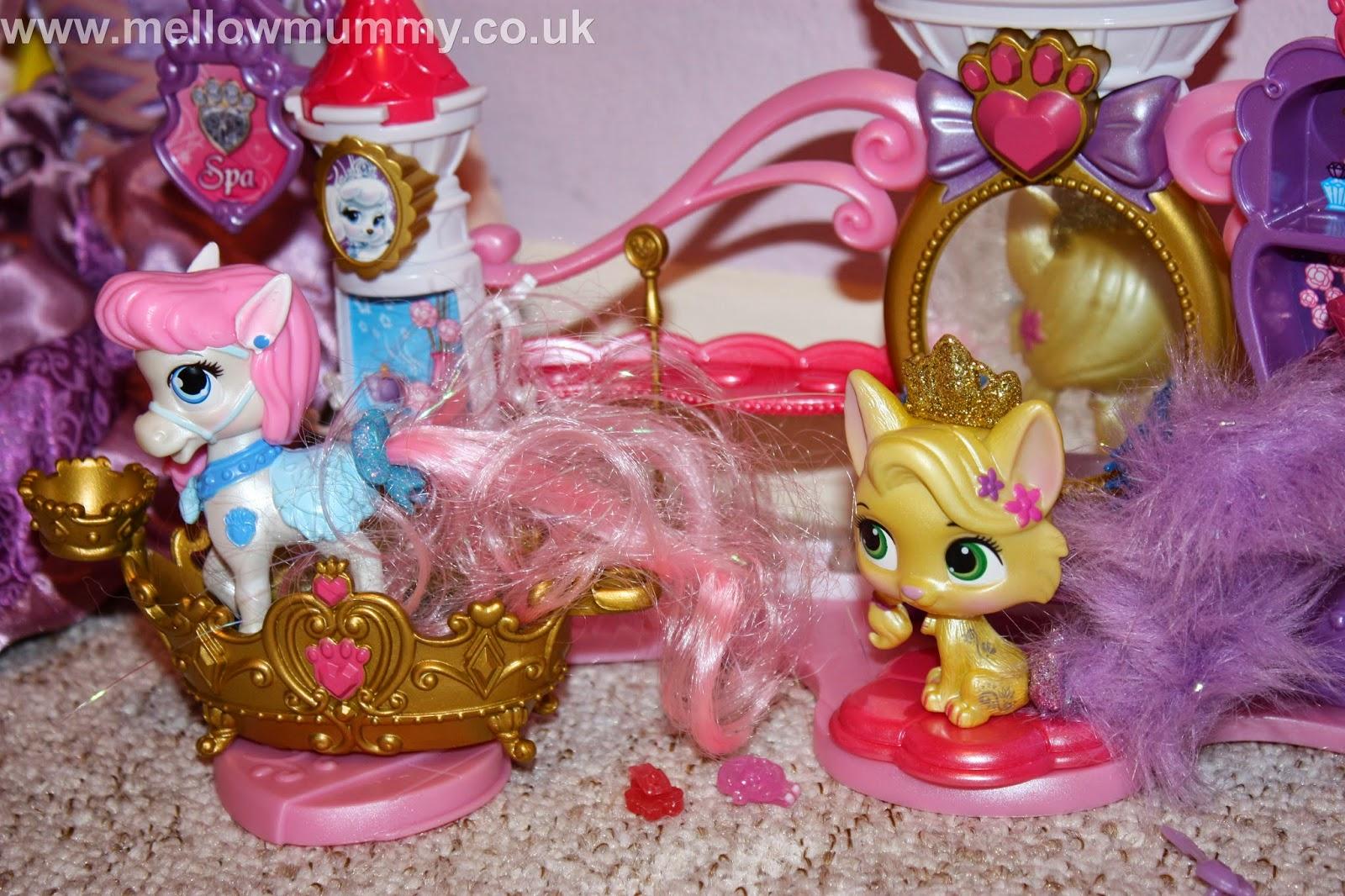 Disney Princess Palace Pets Primp and Pamper Pony