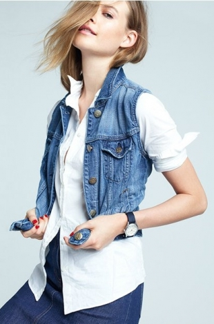 J.Crew Fall Denim Collection 2012-9