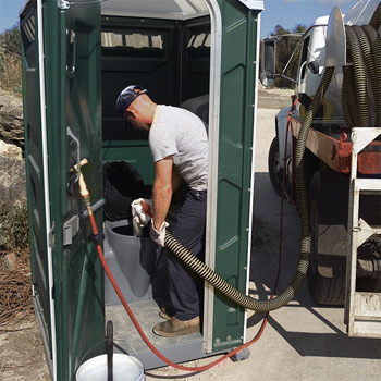 Portable Bathroom on Http   Www Mcclendontoilets Com Residential Portable Toilets Html