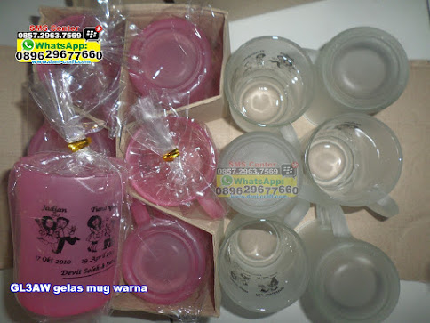 gelas mug warna murah