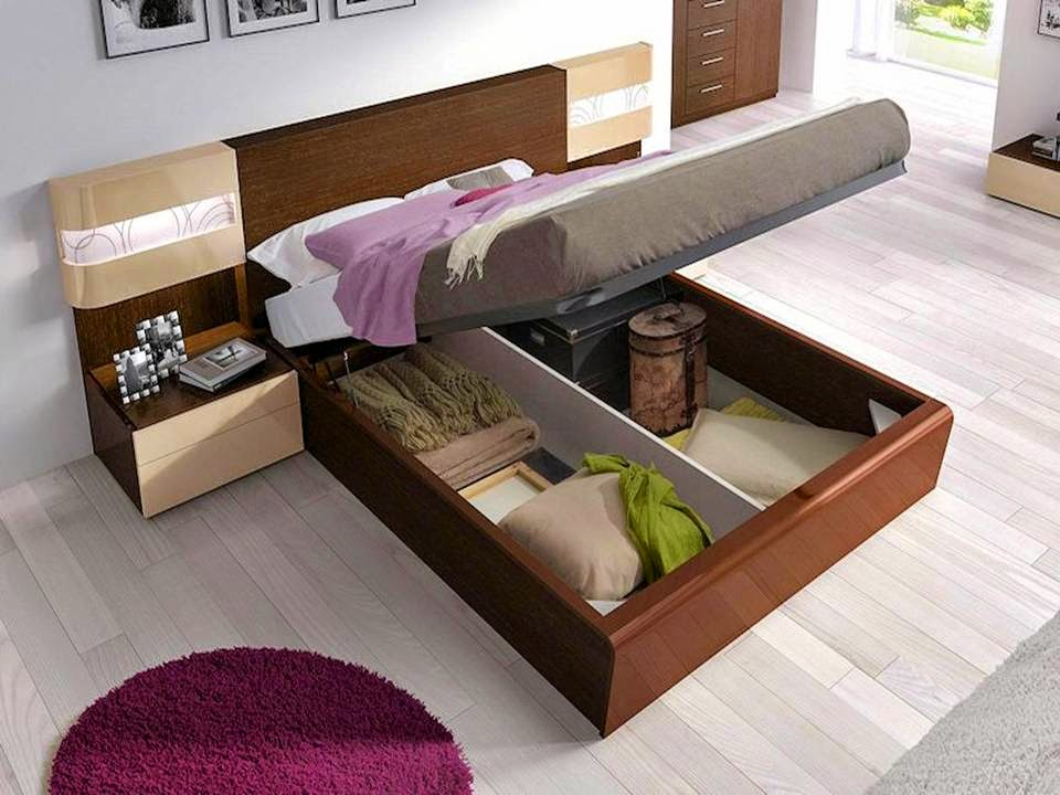 Home Decor Ten Modern Beds Storage Ideas For Small Rooms